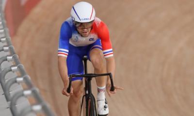 JO Tokyo 2020 - Cyclisme sur piste : Walls titré sur l'omnium, Benjamin Thomas 4ème