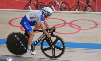 JO Tokyo 2020 - Cyclisme sur piste la Grande-Bretagne en or sur l'Américaine, les Bleues 5èmes