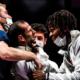 JO Tokyo 2020 - Escrime l'équipe de France masculine de fleuret championne olympique