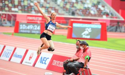 JP - Jeux Paralympiques de Tokyo - Athlétisme Marie-Amélie Le Fur en argent à la longueur