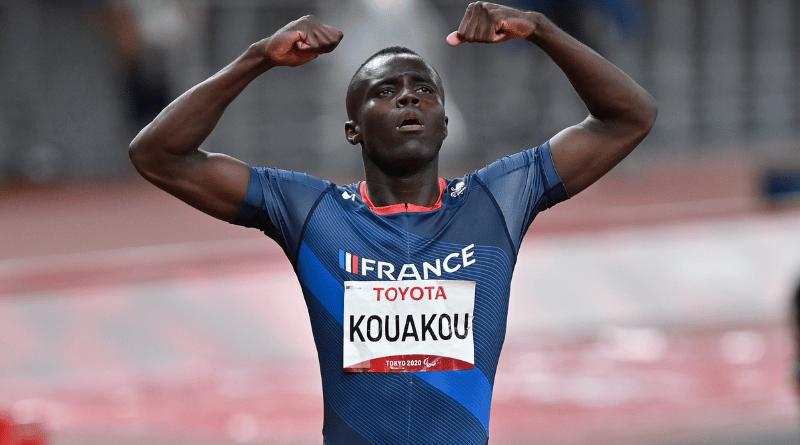 Jeux Paralympiques de Tokyo – Athlétisme Charles-Antoine Kouakou champion paralympique sur 400m