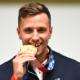 Jeux - JO Tokyo 2020 - Tir Jean Quiquampoix champion olympique du pistolet vitesse 25m