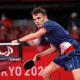 Jeux Paralympiques de Tokyo – Tennis de table : Matéo Bohéas vice-championne paralympique