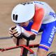 Jeux Paralympiques de Tokyo - Cyclisme sur piste Alexandre Léauté en argent sur le kilomètre
