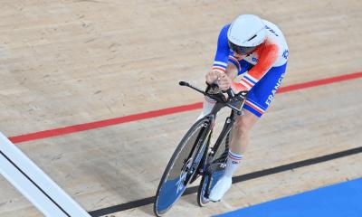 Jeux Paralympiques de Tokyo - Cyclisme sur piste Marie Patouillet échoue au pied du podium