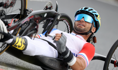 Jeux Paralympiques de Tokyo - Cyclisme sur route du bronze pour Florian Jouanny