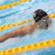 Jeux Paralympiques de Tokyo - Natation Alex Portal 4ème du 100m papillon S13