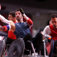 Jeux Paralympiques de Tokyo - Rugby fauteuil La France battue par le Japon