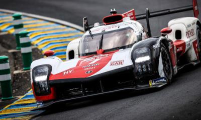 Les 24 Heures du Mans Les Toyota font le doublé devant Alpine