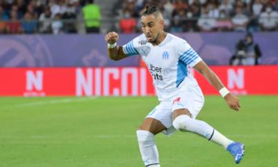 Ligue 1 L'Olympique de Marseille s'impose contre le Montpellier HSC