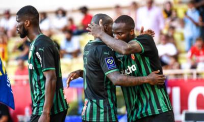 Ligue 1 Le RC Lens s'impose contre l'AS Monaco à Louis-IILigue 1 Le RC Lens s'impose contre l'AS Monaco à Louis-II