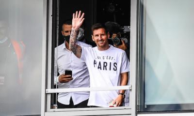 Lionel Messi est officiellement un joueur du PSG