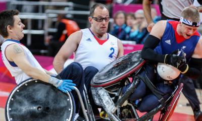 Mieux comprendre le handisport le rugby fauteuil