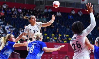 Mondial de handball féminin 2021 - La France dans un groupe difficile
