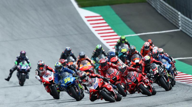 MotoGP : Le calendrier prévisionnel de la saison 2022