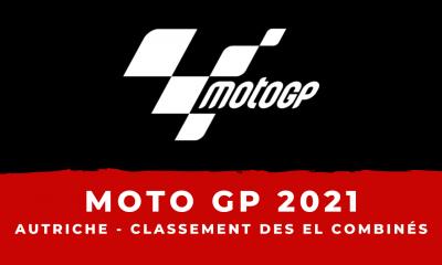 MotoGP - Grand Prix d'Autriche 2021 le classement des essais libres combinés