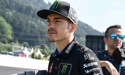 MotoGP Maverick Viñales chez Aprilia en 2022