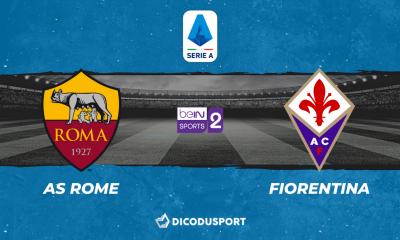 Pronostic AS Rome - Fiorentina, 1ère journée de Serie A