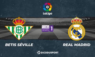 Pronostic Betis Séville – Real Madrid, 3ème journée de Liga