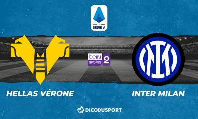 Pronostic Hellas Vérone - Inter Milan, 2ème journée de Serie A