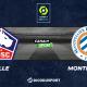 Pronostic Lille - Montpellier, 4ème journée de Ligue 1