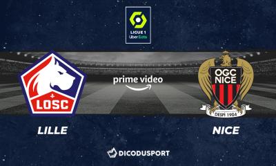 Pronostic Lille - Nice, 2ème journée de Ligue 1
