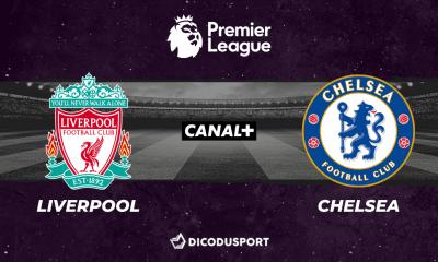 Pronostic Liverpool - Chelsea, 3ème journée de Premier League
