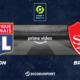 Pronostic Lyon - Brest, 1ère journée de Ligue 1