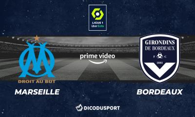 Pronostic Marseille - Bordeaux, 2ème journée de Ligue 1