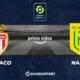 Pronostic Monaco - Nantes, 1ère journée de Ligue 1