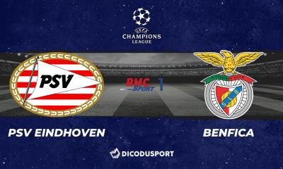 Pronostic PSV Eindhoven - Benfica, barrage retour de la Ligue des champions