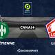 Pronostic Saint-Étienne - Lille, 3ème journée de Ligue 1