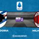 Pronostic Sampdoria - Milan AC, 1ère journée de Serie A