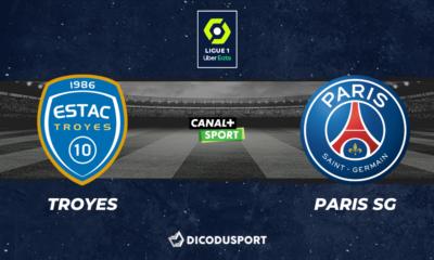 Pronostic Troyes - PSG, 1ère journée de Ligue 1