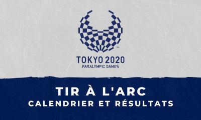Tir à l'arc - Jeux Paralympiques de Tokyo calendrier et résultats