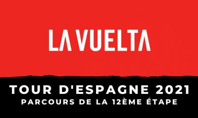 Tour d'Espagne 2021 - 12ème étape le parcours en détail