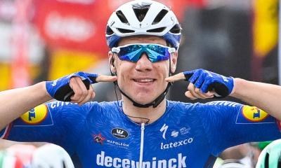 Tour d'Espagne 2021 Fabio Jakobsen s'impose devant Arnaud Démare sur la 4ème étape
