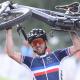VTT à Assistance électrique Jérôme Gilloux champion du monde devant Hugo Pigeon