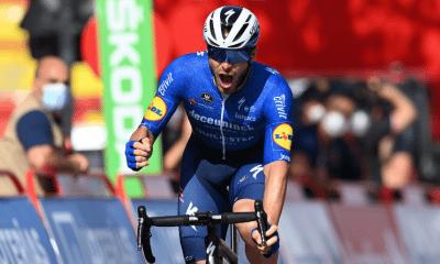 Vuelta - Cocorico Florian Sénéchal remporte la 13ème étape du Tour d'Espagne 2021