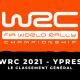 WRC 2021 - Rallye d'Ypres le classement général