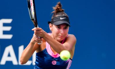 WTA Montréal Océane Dodin finit par céder