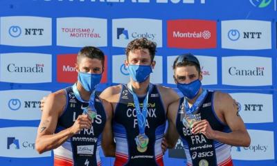 WTCS de Montréal Dorian Coninx triomphe devant Vincent Luis et Léo Bergère