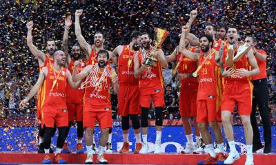 15 septembre 2019 L'Espagne est championne du monde de basket