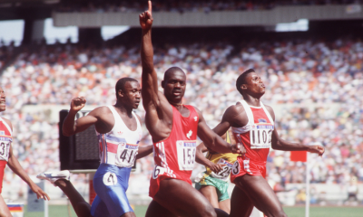 27 septembre 1988 : Ben Johnson, champion olympique déchu