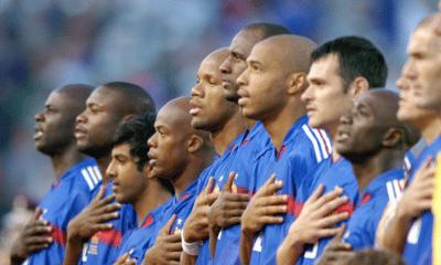 7 septembre 2005 L'équipe de France victime d'un canular téléphonique