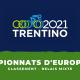 Championnats d'Europe de cyclisme le classement du relais mixte