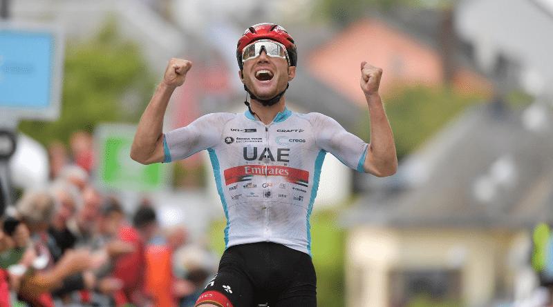 Cycling - Tour de Luxembourg Marc Hirschi fait coup double sur la 2ème étape