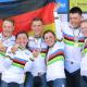 Cyclisme - Flandres 2021 L'Allemagne de Tony Martin championne du monde sur le relais mixte