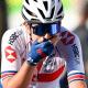 Cyclisme - Flandres 2021 - Zoe Backstedt championne du monde juniors sur la course en ligne