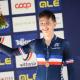 Cyclisme - Trente 2021 Eddy Le Huitouze en bronze sur le contre-la-montre juniors, Segaert sacré